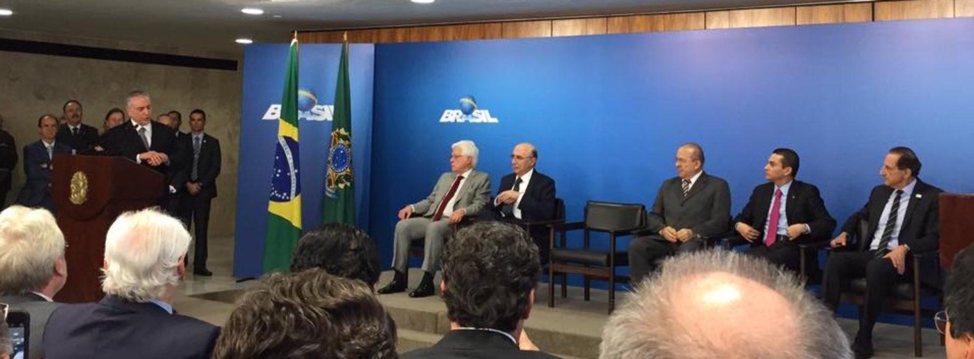 ABMAPRO marca presença em evento da Fiesp, com participação do governo federal brasileiro
