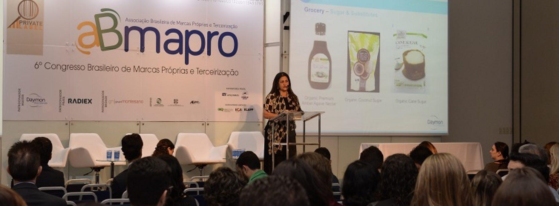 Primeiro dia do 6º Congresso Brasileiro de Marcas Próprias e Terceirização destaca cenário oportuno do setor no país
