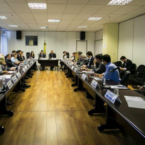 ABMAPRO participa da 12ª Reunião do Fórum de Competitividade do Varejo, promovido pelo Ministério da Indústria, Comércio Exterior e Serviços (MDIC), em Brasília