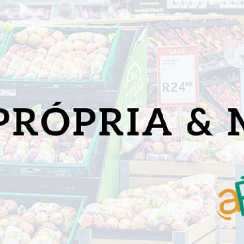 LANÇAMENTO  Marca Própria & Mercado