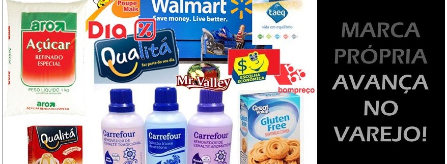Produtos de marca própria estão presentes em 65% dos lares brasileiros