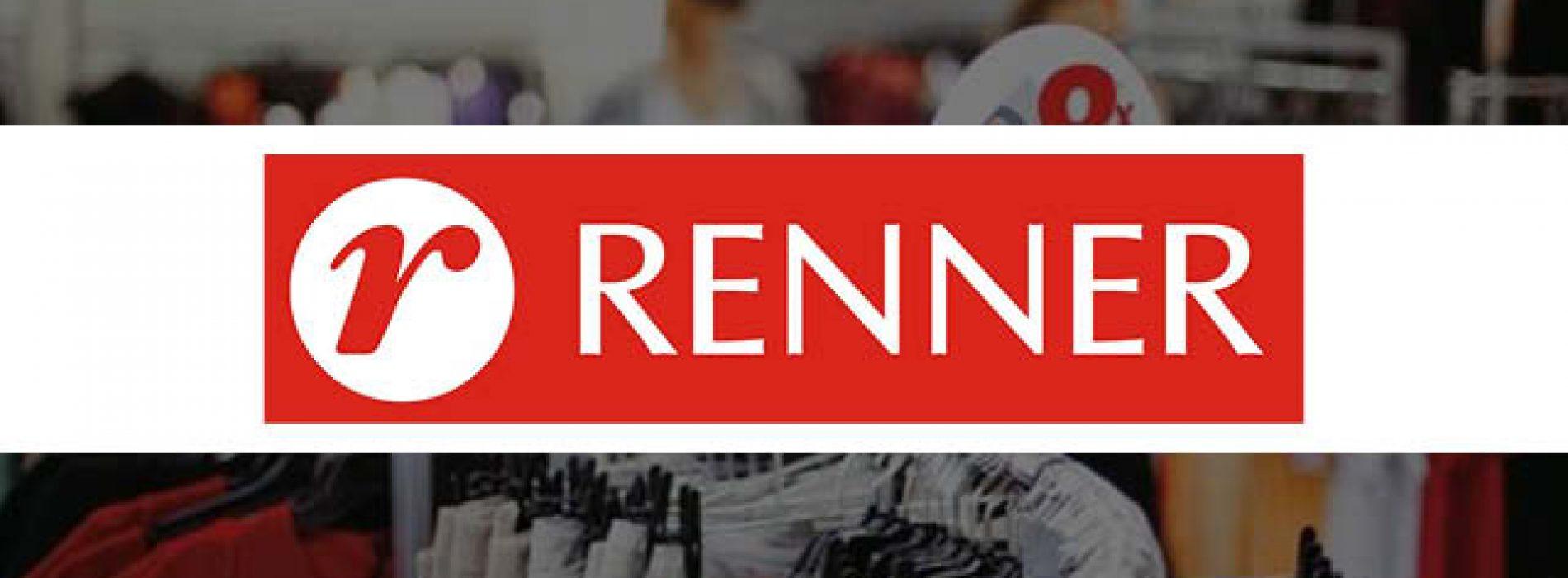 Lucro da Lojas Renner (LREN3) subiu 66,39% no 1º trimestre de 2018