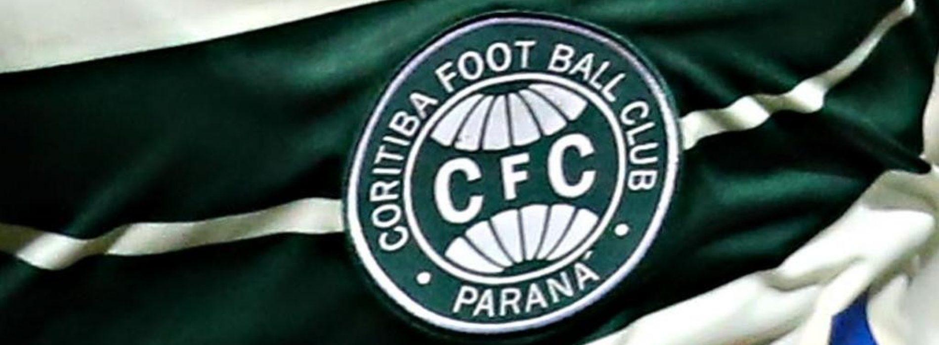 Coritiba anuncia marca própria de material esportivo e prevê lucro inicial de R$ 1 mi