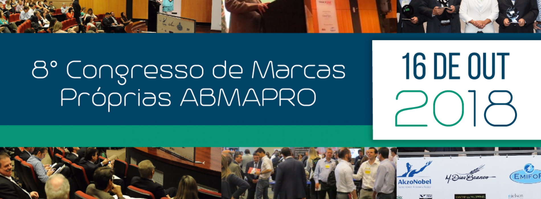 16.10 – Congresso de Marcas Própria Abmapro 2018