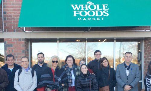 Delegação brasileira visita líderes de marcas próprias nos EUA