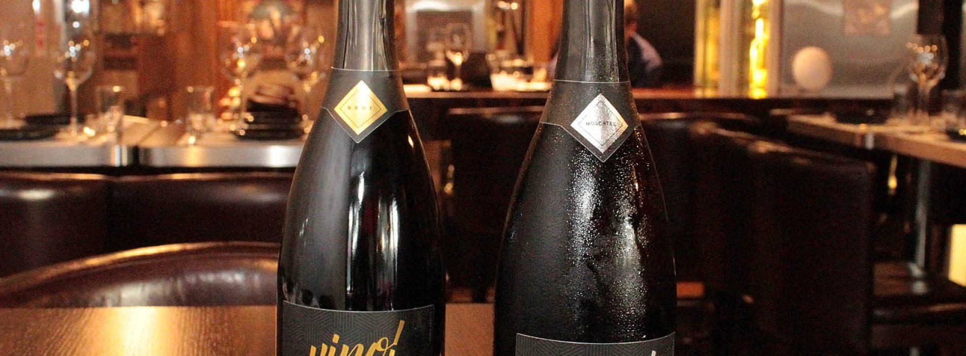 Rede Vino! lança sua própria marca de espumantes