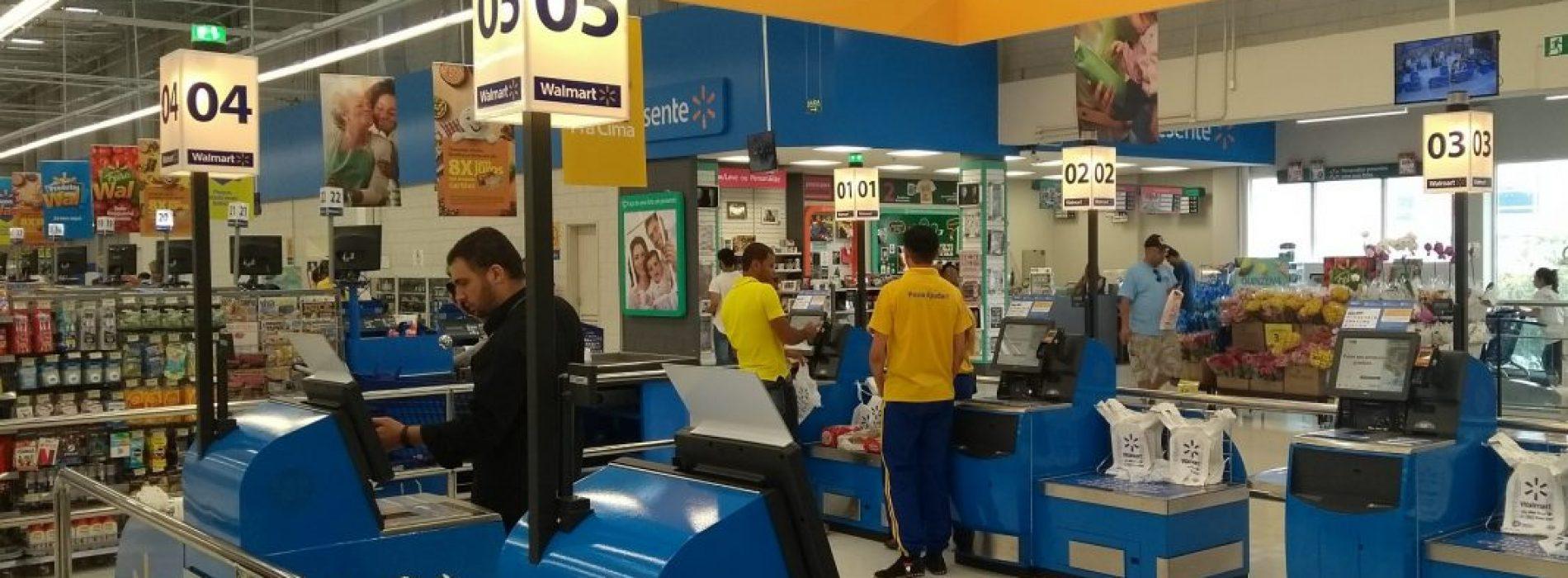 Walmart Brasil instala caixas de autoatendimento em unidade de Alphaville