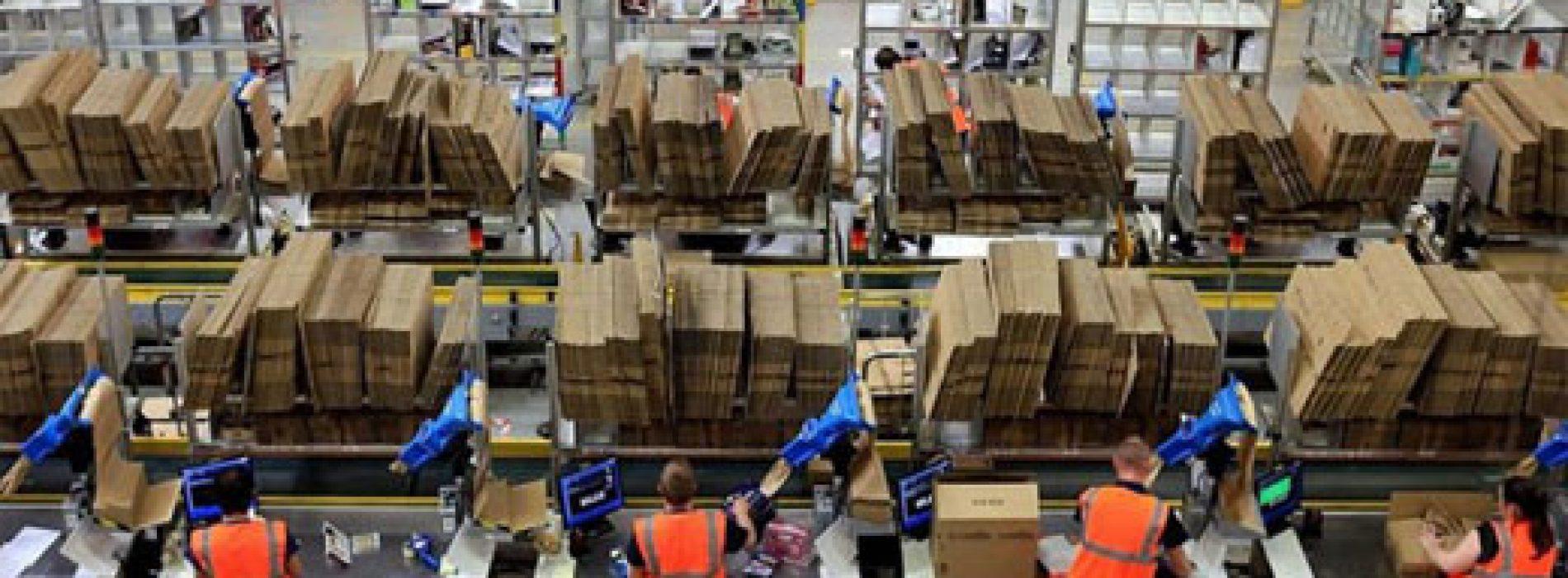 Amazon projeta sua própria rede de mercados nos EUA