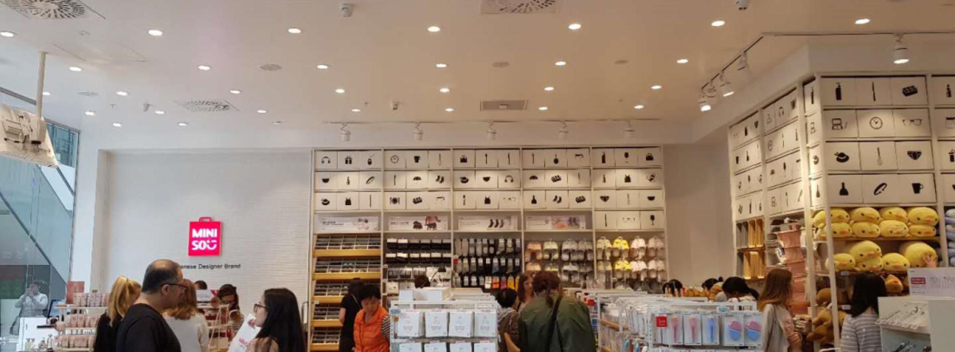 Marca japonesa Miniso comercializará produtos na Amazon Índia