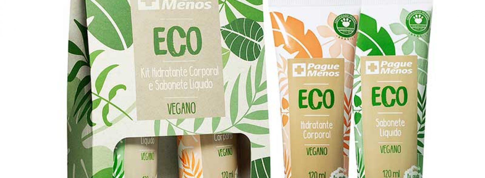 Pague Menos cria marca própria sustentável