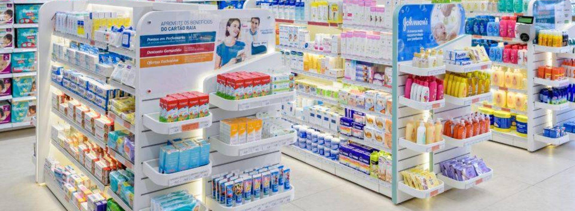Varejo farmacêutico tem faturamento de R$ 110,08 bilhões