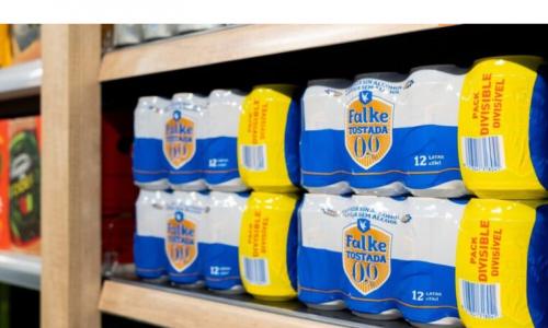 Mercadona amplia linha de cervejas com Falke Tostada 0,0%