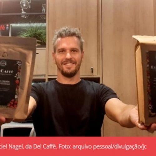 Cafeteria que funciona no Zaffari lança café próprio para clientes levarem para casa