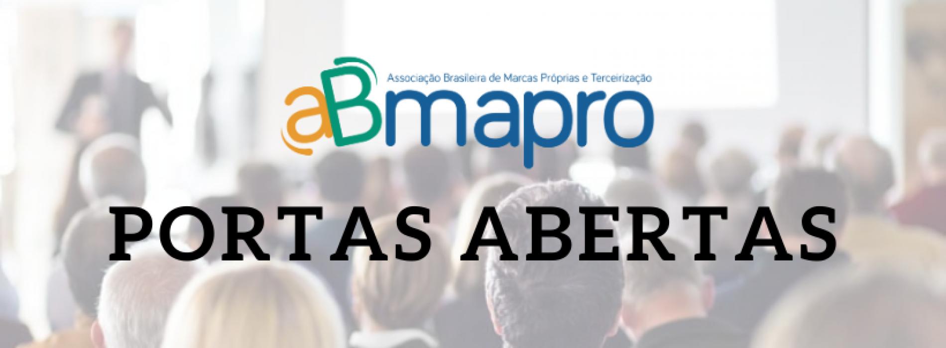 PORTAS ABERTAS – ABMAPRO