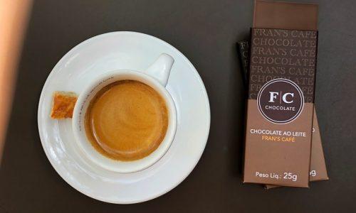 Fran's Café lança linha de chocolates premium