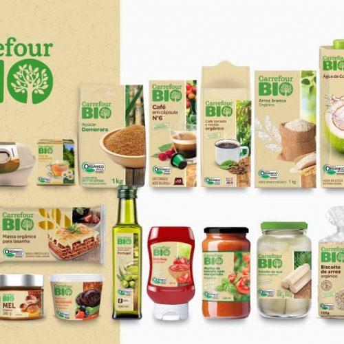 De olho no consumidor moderno, Carrefour lança linha de produtos orgânicos