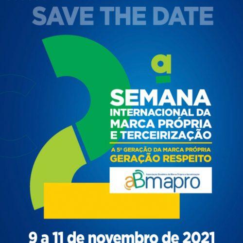 2ª Semana Internacional de Marcas Próprias e Terceirização e 11º Congresso